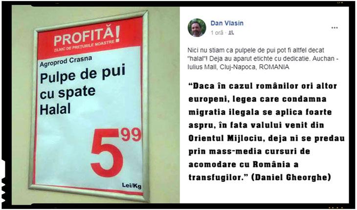 Daniel Gheorghe: Dacă în cazul românilor ori altor europeni, legea care condamnă migrația ilegală se aplică foarte aspru, în fața valului venit din Orientul Mijlociu, deja ni se predau prin mass-media cursuri de acomodare cu România a transfugilor, Foto: Dan Vlasin