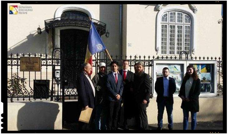 Asociațiile din Cadrul Alianței Pentru Centenar cer denunțarea Tratatului de bază dintre România şi Ucraina, Foto: ZorileBucovinei.com