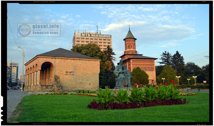 8 octombrie 1434: cea mai veche atestare scrisă a Curții domnești din Iași, datând din vremea lui Alexandru cel Bun, Foto: Fandel Mihai