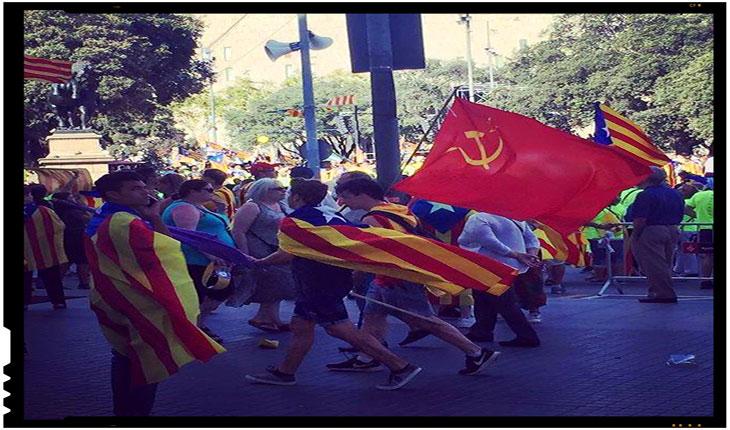 """Eseul """"Omagiu Cataloniei"""", o lectura ce nu trebuie ratata, care descrie perfect manipularea din spatele anarhiei"""