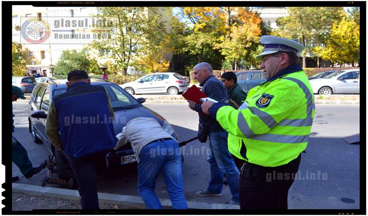 Hingherii de masini revin in forta la IASI, Foto: Fandel Mihai