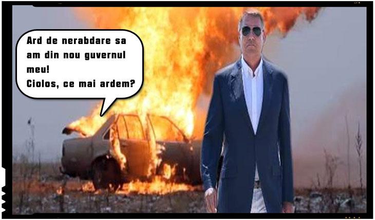 "Ion Coja: ""Ponta a participat la diversiunea criminală de la Colectiv!"""