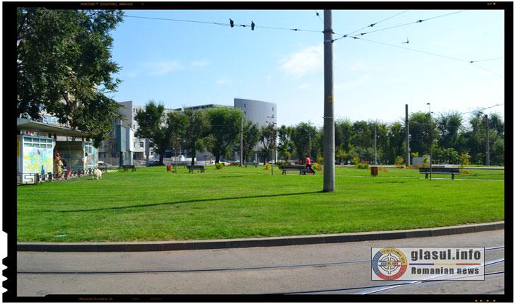 """Pe 3 noiembrie va fi inaugurat la Iasi Parcul """"Woodrow Wilson"""" din Târgu Cucului, Foto: Fandel Mihai"""