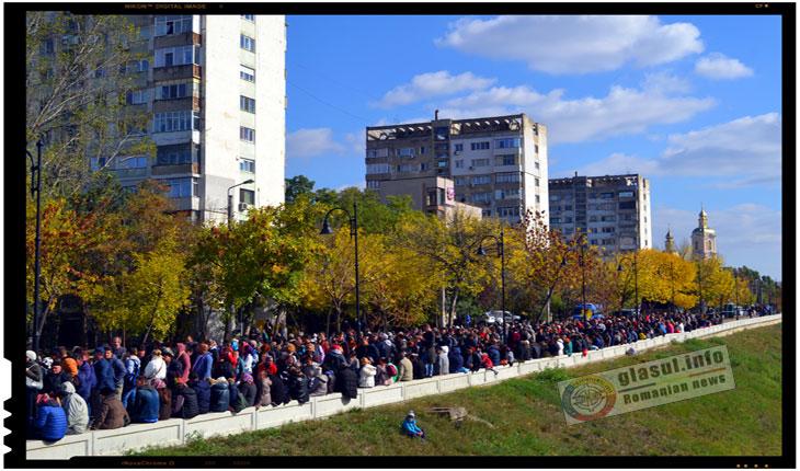 Pelerinajul la moastele Sf. Paracheva de la IASI, 14 octombrie 2017, Foto: Fandel Mihai