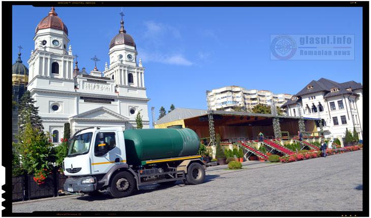Sărbătorile Iașului 2017 - În săptămâna 10 – 15 octombrie, Mitropolia Moldovei și Bucovinei va organiza o serie de evenimente dedicate sărbătorii Sfintei Cuvioase Parascheva, Foto: Fandel Mihai