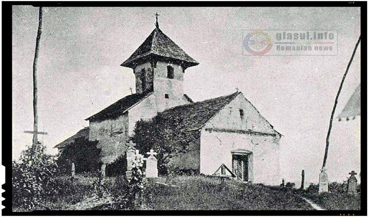La 2 octombrie 1409 este atestată cea mai veche pisanie românească, cea de la Biserica din Streisângeorgiu, Hunedoara