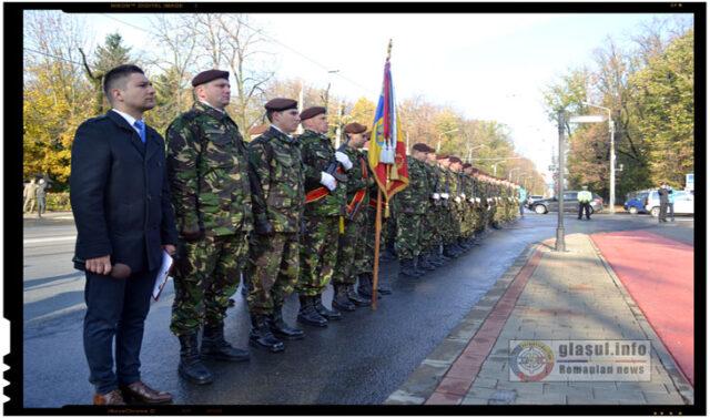 Ziua Armatei Romaniei sarbatorita la Iasi prin niste manifestari speciale, Foto: Fandel Mihai