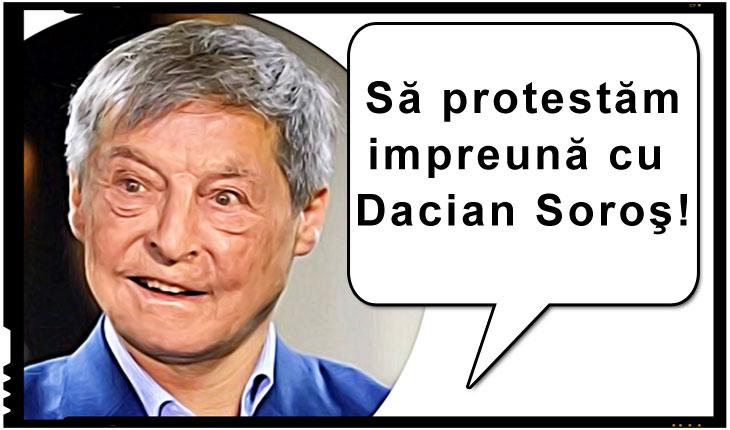 TFL-isti, sa protestam impreuna cu Dacian Soroş! Cu avant proletar inainte, impotriva tuturor celor care se opun revolutiei progresiste!