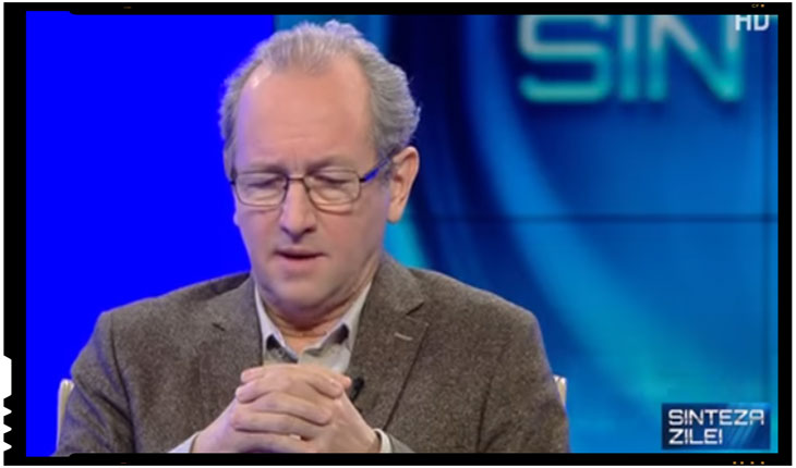 Dan Puric, interviu de exceptie, Foto: Antena 3