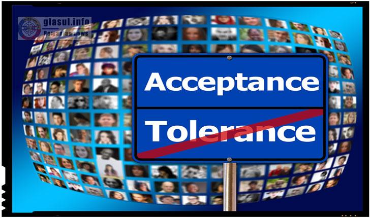 Intoleranta celor care apara toleranta sub pretextul apararii tolerantei, este laudata intoleranta