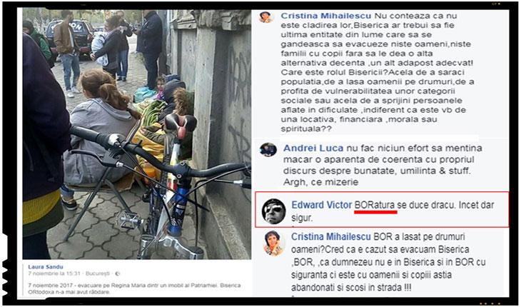 """Manipulare si propaganda mizerabila impotriva BOR marca """"neadevarul"""""""