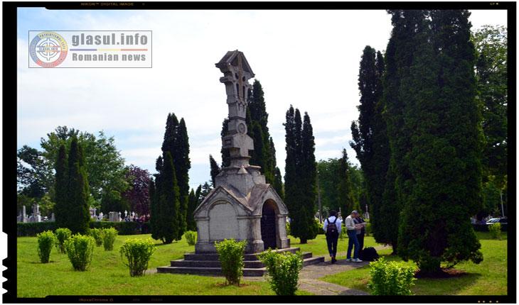 Eroii români înhumaţi pe raza judeţului Iaşi