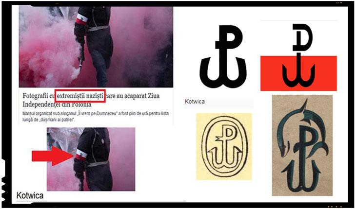Polonia: uriasa manipulare progresista, simboluri istorice poloneze demonizate de catre propaganda mainstream!