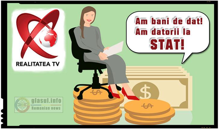 (I)Realitatea TV, mai usor cu propaganda pe scari, pentru ca se vede din satelit pentru cine cantati!