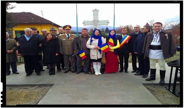 Scurt omagiu organizat la Târnava de Criș pentru cei peste 1000 de moti ucisi in 1848, Foto: facebook.com/profile.php?id=100009270672021