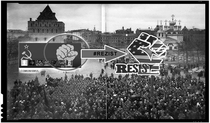 O paralela intre leprozeria #Rezist si primii promotori ai bolsevismului