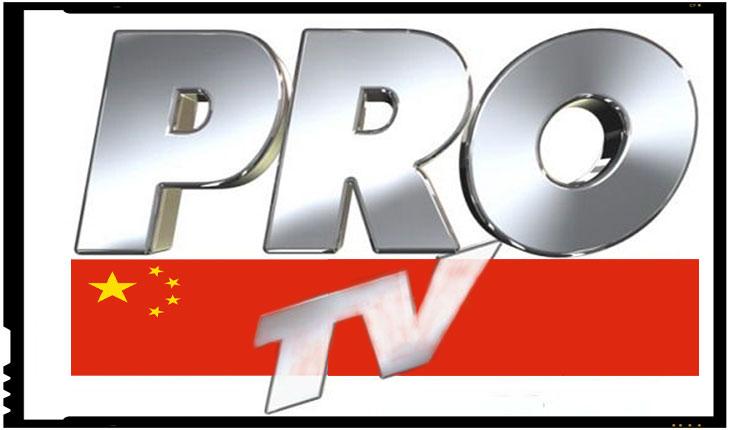 Pro TV ar putea fi detinut in viitorul apropiat de catre chinezi