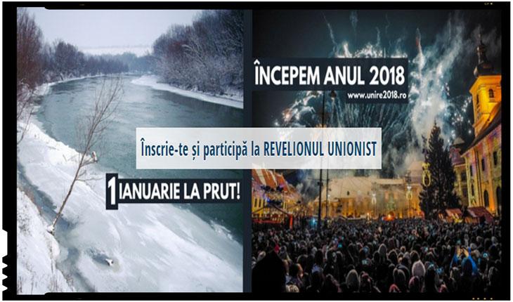 Un proiect inedit: românii si basarabenii sunt invitati sa petreaca impreuna revelionul la cumpana dintre ani!, Foto: www.unire2018.ro