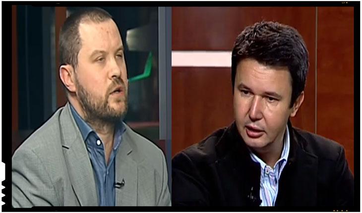 Dan Tapalaga si Dan Turturică, Foto: captura B1 TV si Nasul TV