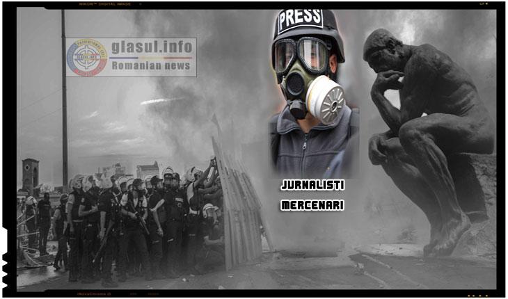 """Alina Mungiu Pippidi: """"In fruntea manifestatiilor sunt toti ziaristii mercenari"""""""