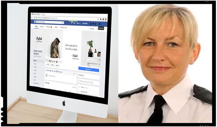 "O politista britanica a fost concediata dupa o postare pe Facebook in care a numit doua tiganci ""gunoaie nenorocite"""