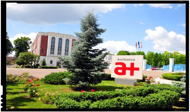 Antibiotice Iaşi vrea sa-si deschida reprezentanţă în R.Moldova, Foto: antibiotice.ro
