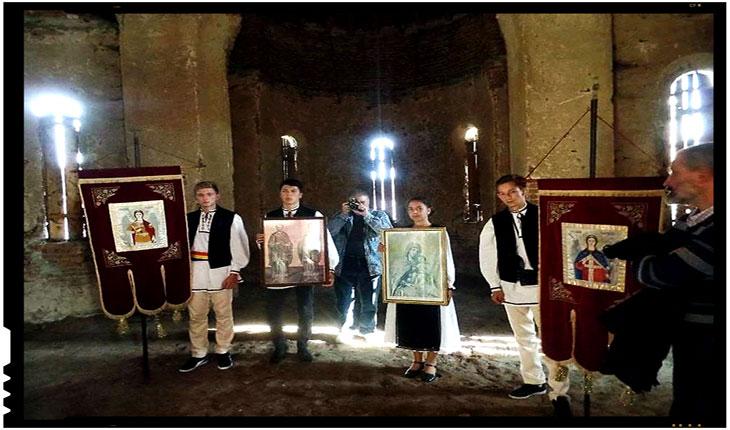 Ne întoarcem la Vârghiș și la Doboșeni, la bisericile din Covasna ce strigă după lumină, în Duminica Ortodoxiei, 25 februarie, Foto: Mihai Tirnoveanu