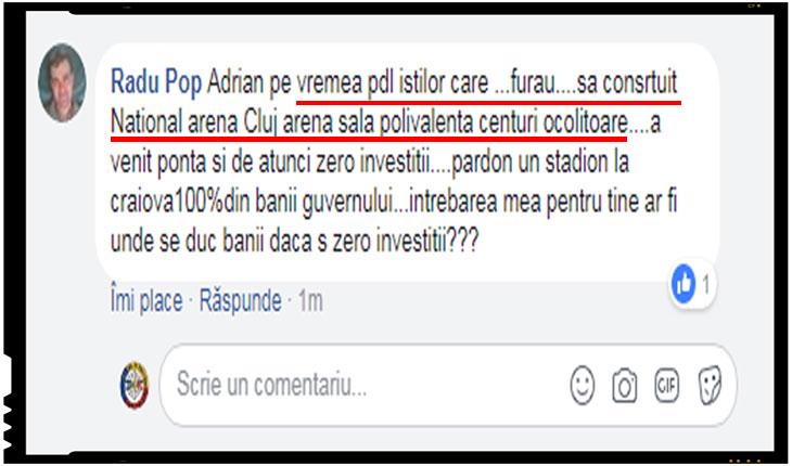 Cum era perceput PDL-ul la Cluj