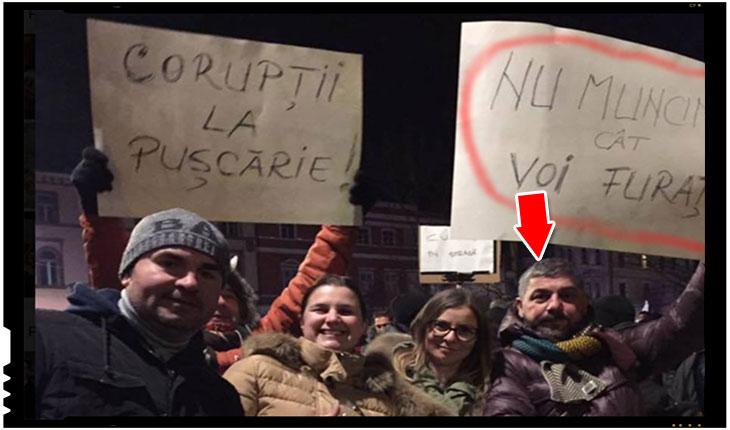 La Cluj nu reusesc sa fure #rezistentii, cat fura cei de la putere? Problema este atunci ca li se face concurenta?, Foto: Ziarul de Cluj