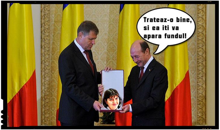 """Capat de linie! Fostul presedinte al CCR pune bomboana pe coliva: """"Presedintele are obligatia de a o revoca pe Kovesi, asa cum a propus ministrul Justitiei!"""", Foto original: mae.ro"""
