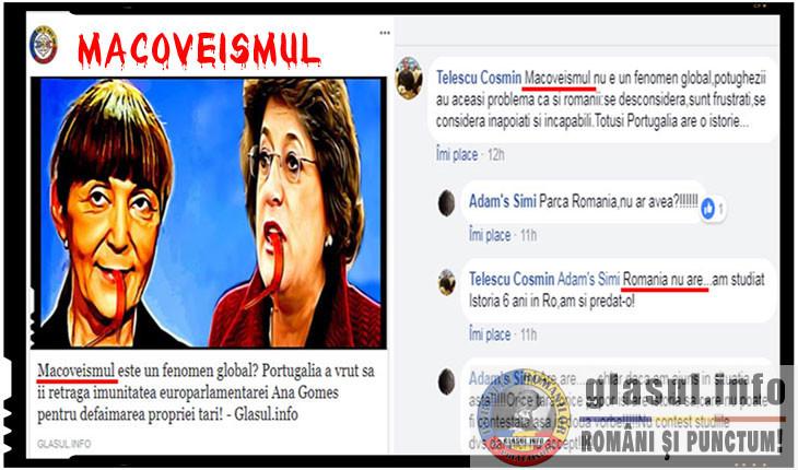 """Macoveismul si sustinatorii sai SAU Cum sunt creati ieniceri ai altor """"civilizatii"""" in Romania"""