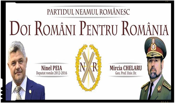 O alternativa la partidele compromise de Soros: Partidul Neamul Romanesc, Foto: facebook.com/partidulneamulromanesc/