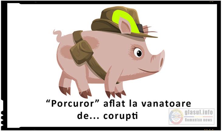 """""""Porcuror"""" aflat la vanatoare de corupti"""