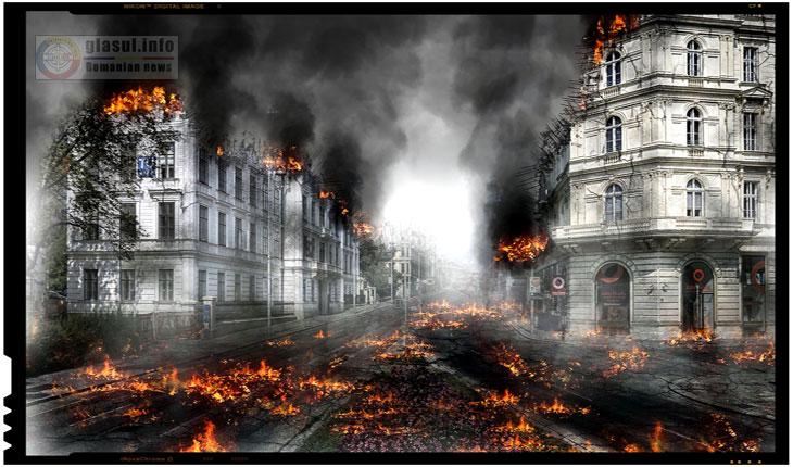 """Un deputat ucrainean: """"Ne asteapta un razboi mare in zona Europei"""""""