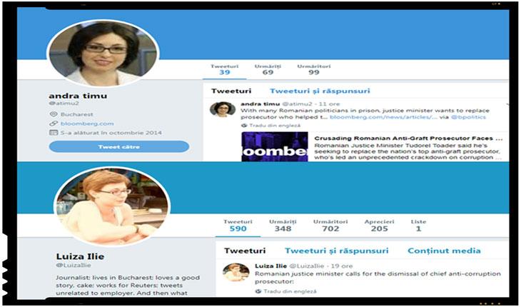 """Asa zisa """"presa internationala"""" care o plange pe Kovesi este poala lunga a sistemului peste hotare, Foto: captura twitter"""