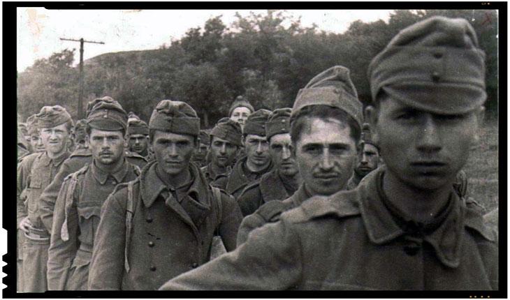 Armata a II-a a Ungariei, compusa din 256 000 combatanţi, dintre care cca 150 000 erau români, iar ceilalţi proveneau din rândurile altor naţionalităţi