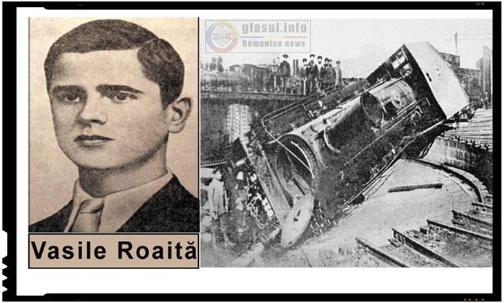 Vasile Roaita - 16 februarie 1933, un eveniment controversat: Greva de la Atelierele CFR Grivița