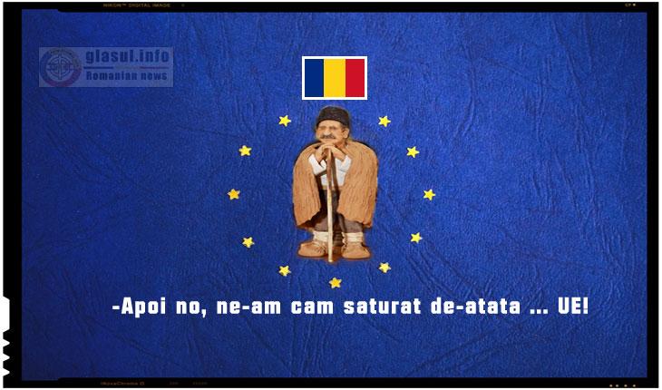Ne-am saturat, de-atata ...UE! Ministrul Justitiei din România, Tudorel Toader, nu a mai fost lasat sa vorbeasca in plenul Parlamentului European!