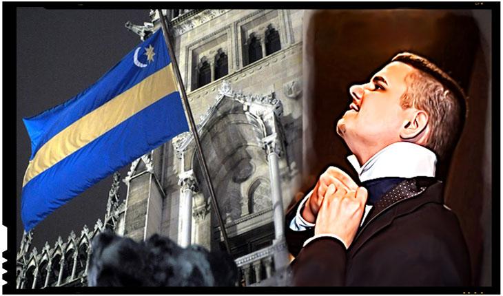 Attila Dabis, cetateanul ungar cu initiative controversate impotriva României, a primit interdictie de a intra in tara, Foto: facebook.com/attila.dabis.1