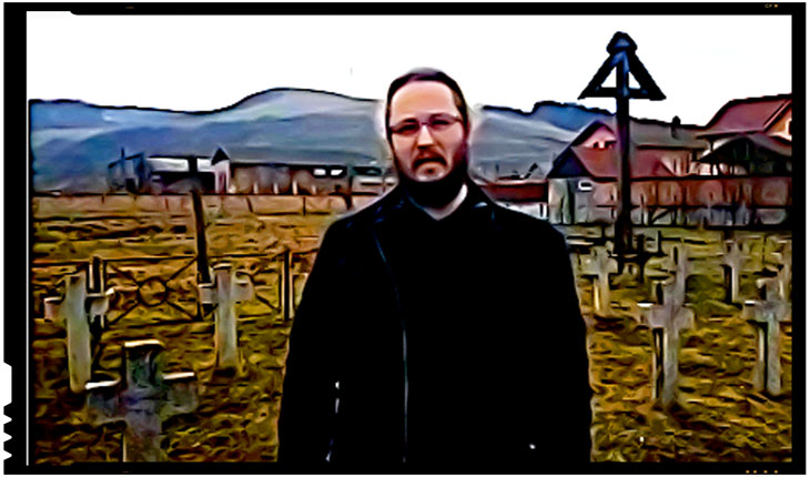 Dealul Cărămidăriei din Gherla devine memorial pe harta gulagului romanesc, Foto: captura Trinitas TV