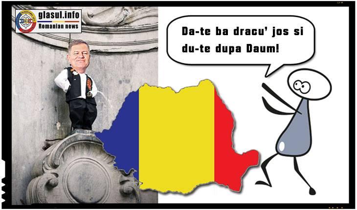 """Al cui presedinte e Iohannis? El nu vrea Unirea cu Basarabia, ci doreste """"integrarea europeana a Republicii Moldova"""""""