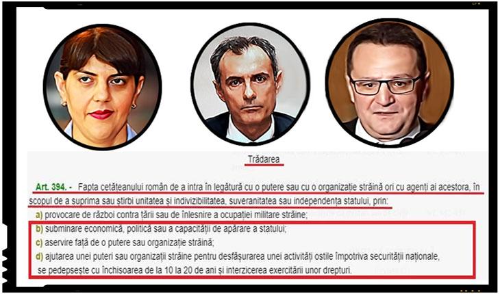 Liviu Plesoianu cere judecarea pentru ÎNALTĂ TRĂDARE a lui Kovesi, Coldea si Maior!