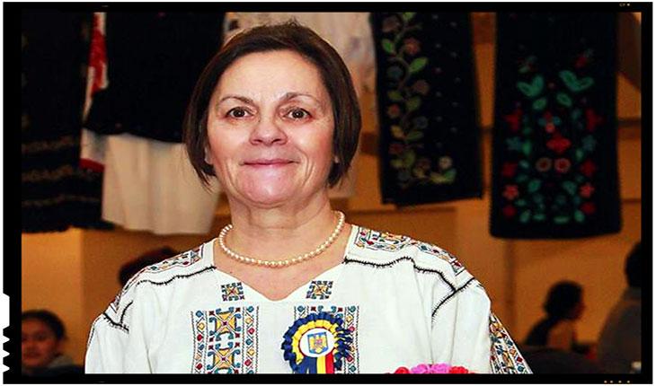 """Maria Crețu-Graur, directoarea cotidianului """"Mesagerul de Covasna"""", Foto: facebook.com/asociatiacaleaneamului"""