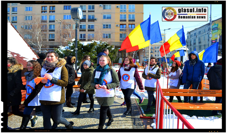 """Mii de participanti la editia din 2018 a """"Marsului pentru Viata"""" de la Iasi"""