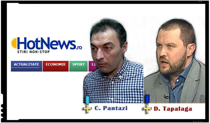 O intreaga echipa de jurnalisti paraseste Hotnews!, Foto: captura Hotnews, youtube