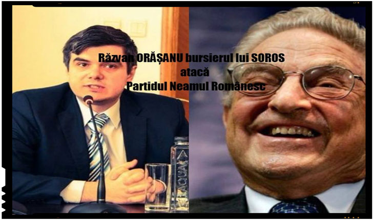 """Ninel PEIA: """"Răzvan Orăşanu bursierul lui Soros ataca Partidul Neamul Românesc"""", Foto: facebook.com/NinelPeia/"""