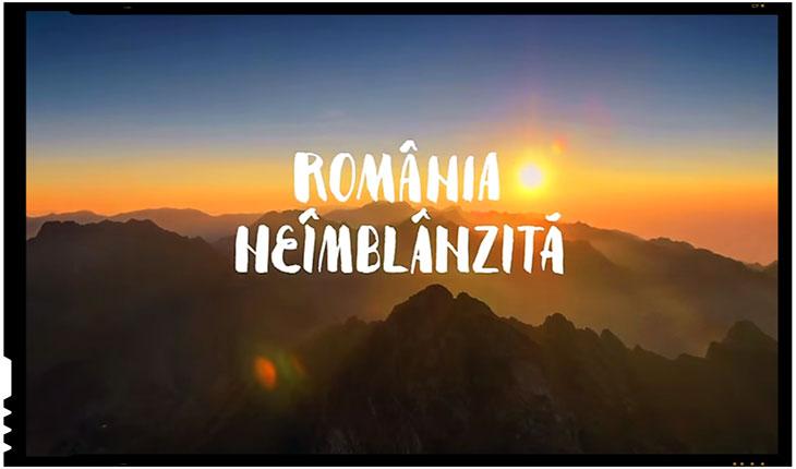(VIDEO) Romania Neimblanzita, un film care dezvaluie frumusetea salbatica a Romaniei, Foto: captura youtube