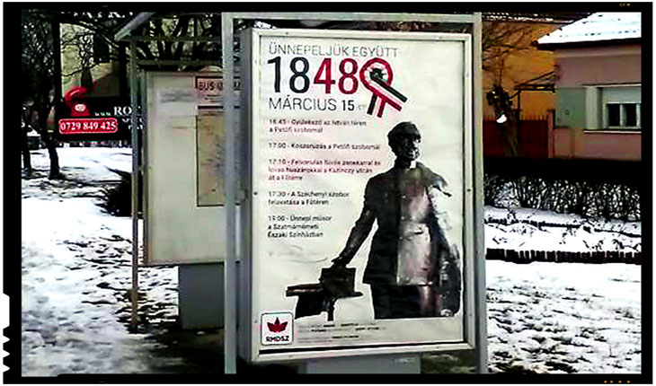 Antiromânism pe bani publici la Satu Mare? Primarul municipiului Satu Mare aplica un standard dublu, discriminand românii, Foto: facebook