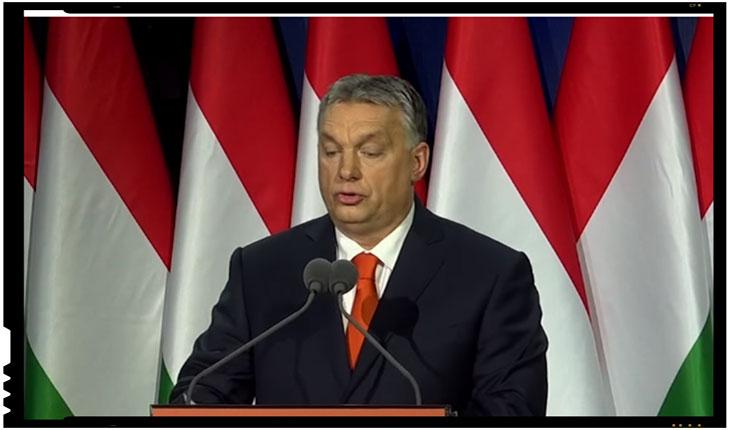 """Viktor Orban avertizeaza Europa: """"Migratia ilegala trebuie stopata urgent!"""", Foto: captura TV WELT"""