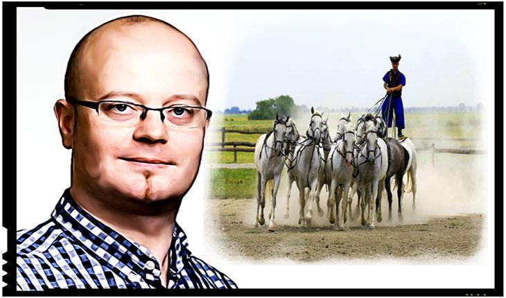 Primarul municipiului Satu Mare, Kereskenyi Gabor - Multiculturalism de tip medieval la Satu Mare?, Foto: facebook